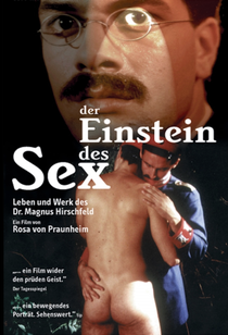 O Einstein do Sexo - Poster / Capa / Cartaz - Oficial 1
