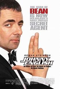 Johnny English - Poster / Capa / Cartaz - Oficial 2