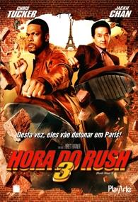 A Hora do Rush 3 - Poster / Capa / Cartaz - Oficial 2