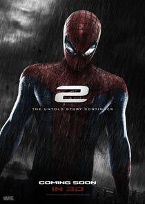 O Espetacular Homem-Aranha 2: A Ameaça de Electro - Poster / Capa / Cartaz - Oficial 14