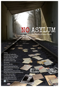 No Asylum: The Untold Chapter of Anne Frank's Story - Poster / Capa / Cartaz - Oficial 1