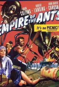 O Ataque das Formigas Gigantes - Poster / Capa / Cartaz - Oficial 3