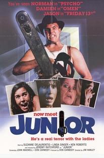 Junior - Poster / Capa / Cartaz - Oficial 1