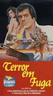Terror em Fuga - Poster / Capa / Cartaz - Oficial 1