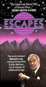 Escapes - A Fronteira da Imaginação  - Poster / Capa / Cartaz - Oficial 1
