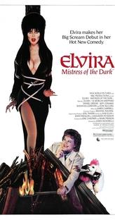 Elvira - A Rainha das Trevas - Poster / Capa / Cartaz - Oficial 11