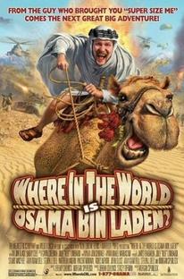 Onde no Mundo Está Osama Bin Laden? - Poster / Capa / Cartaz - Oficial 1