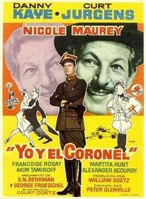 Eu e o Coronel - Poster / Capa / Cartaz - Oficial 2
