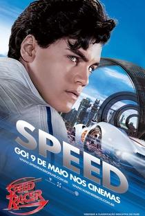 Speed Racer - Poster / Capa / Cartaz - Oficial 7