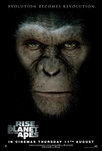 Planeta dos Macacos: A Origem - Poster / Capa / Cartaz - Oficial 1