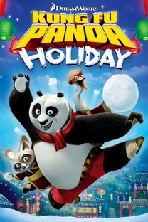 Kung Fu Panda: Especial de Natal - Poster / Capa / Cartaz - Oficial 1
