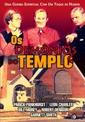 Os Demônios do Templo - Poster / Capa / Cartaz - Oficial 1