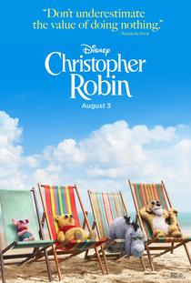 Christopher Robin - Um Reencontro Inesquecível - Poster / Capa / Cartaz - Oficial 6