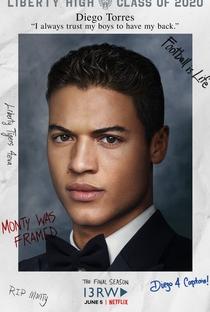 Os 13 Porquês (4ª Temporada) - Poster / Capa / Cartaz - Oficial 9