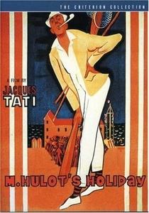 As Férias do Sr. Hulot - Poster / Capa / Cartaz - Oficial 15