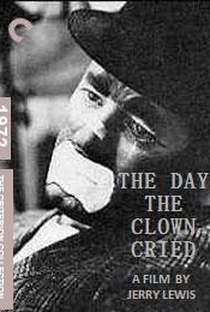 The Day the Clown Cried - Poster / Capa / Cartaz - Oficial 1