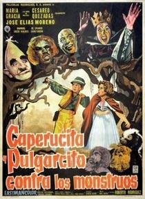 Caperucita y Pulgarcito contra los monstruos - Poster / Capa / Cartaz - Oficial 1