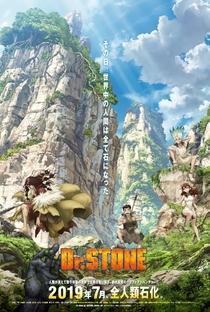 Dr. Stone - Poster / Capa / Cartaz - Oficial 9