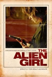 The alien girl      (Chuzhaya) - Poster / Capa / Cartaz - Oficial 2