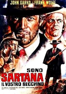 Eu Sou Sartana - Poster / Capa / Cartaz - Oficial 1