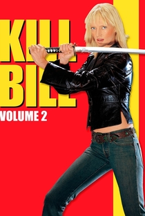 Kill Bill: Volume 2 - Poster / Capa / Cartaz - Oficial 3