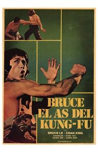 Bruce and Shaolin Kung Fu - Poster / Capa / Cartaz - Oficial 2