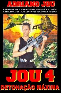 JOU 4 DETONAÇÃO MÁXIMA - Poster / Capa / Cartaz - Oficial 1