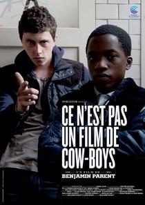 Este Não É Um Filme De Cowboys - Poster / Capa / Cartaz - Oficial 1