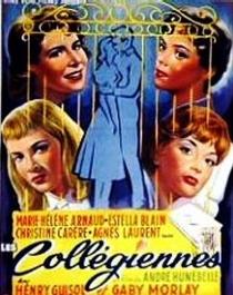 Les collégiennes - Poster / Capa / Cartaz - Oficial 1