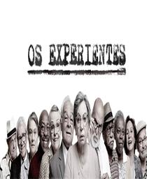 Os Experientes - Poster / Capa / Cartaz - Oficial 1