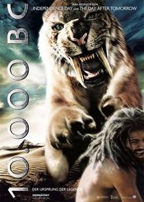 10.000 A.C. - Poster / Capa / Cartaz - Oficial 3