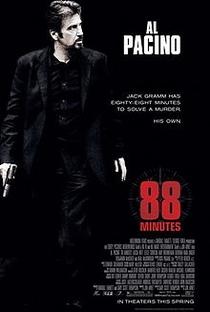88 Minutos - Poster / Capa / Cartaz - Oficial 1