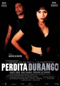 Perdita Durango  - Poster / Capa / Cartaz - Oficial 3