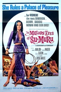 O Milhão de Olhos de Su-Muru - Poster / Capa / Cartaz - Oficial 2