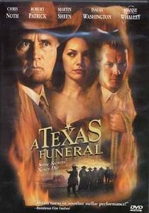 Um Funeral no Texas - Poster / Capa / Cartaz - Oficial 2