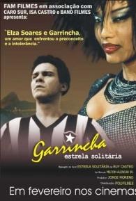 Garrincha - Estrela Solitária - Poster / Capa / Cartaz - Oficial 1