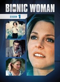 A Mulher Biônica (1ª Temporada) - Poster / Capa / Cartaz - Oficial 1