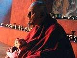 Era uma vez no Tibet - Poster / Capa / Cartaz - Oficial 1