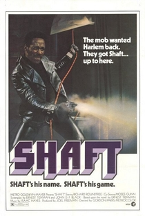 Shaft - Poster / Capa / Cartaz - Oficial 1