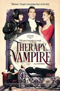 Therapy for a Vampire - Poster / Capa / Cartaz - Oficial 4
