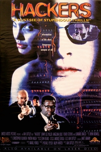 Hackers - Piratas de Computador - Poster / Capa / Cartaz - Oficial 8