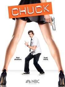 Chuck (2ª Temporada) - Poster / Capa / Cartaz - Oficial 1