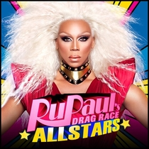 RuPaul's Drag Race: All Stars - Poster / Capa / Cartaz - Oficial 1