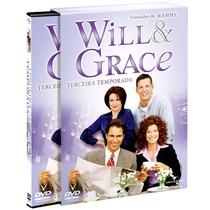 Will & Grace (3ª Temporada) - Poster / Capa / Cartaz - Oficial 2