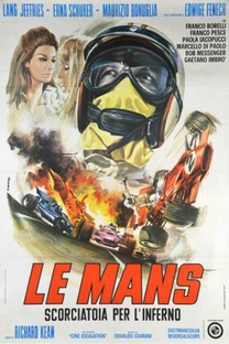 Le Mans - Atalho Para o Inferno - Poster / Capa / Cartaz - Oficial 1