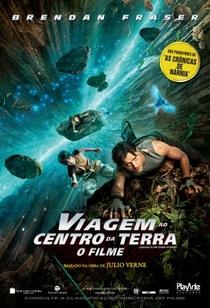 Viagem ao Centro da Terra - O Filme - Poster / Capa / Cartaz - Oficial 3