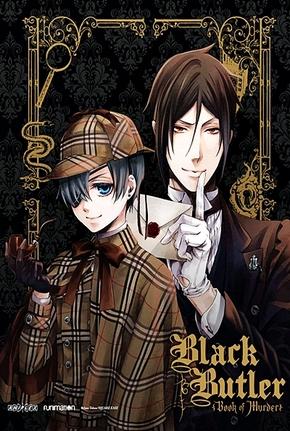 Black butler book of murder online