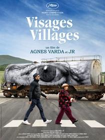 Visages, Villages - Poster / Capa / Cartaz - Oficial 2