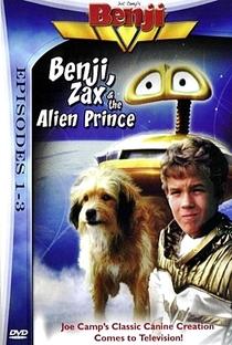 Benji, Zax e o Príncipe Alienígena - Poster / Capa / Cartaz - Oficial 3