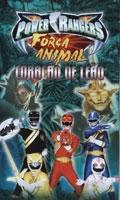 Power Rangers Força Animal: Coração de Leão  - Poster / Capa / Cartaz - Oficial 1
